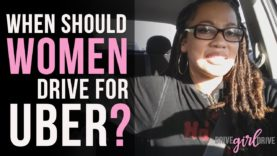 What Are The Best Hours For Women Drive For Uber/Lyft?