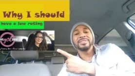 Why My Uber Ratings Should Be Lower Video Collab w/ Terry Tips