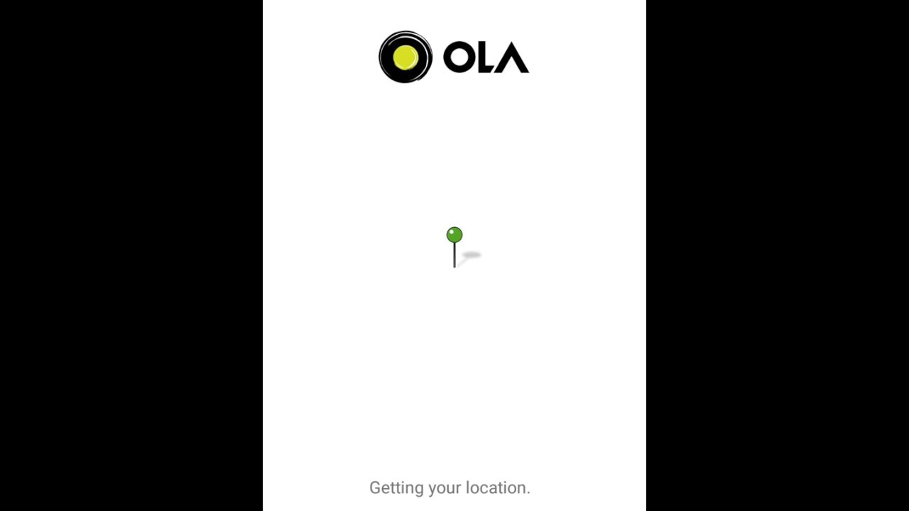 When is the OLA DRIVER App running? Problem Solved