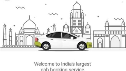 How to Get Rs.100 / – on your first ride on Ola App.
