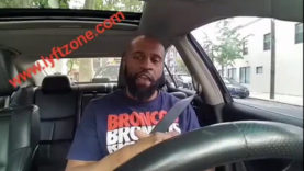 I almost died driving Uber/ Lyft….what is LaVar Bell thinking