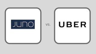 Juno vs. Uber   2017 Comparison
