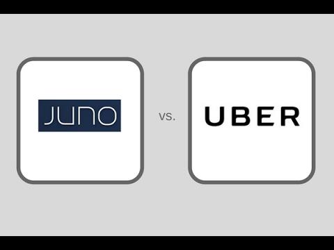 Juno vs. Uber | 2017 Comparison