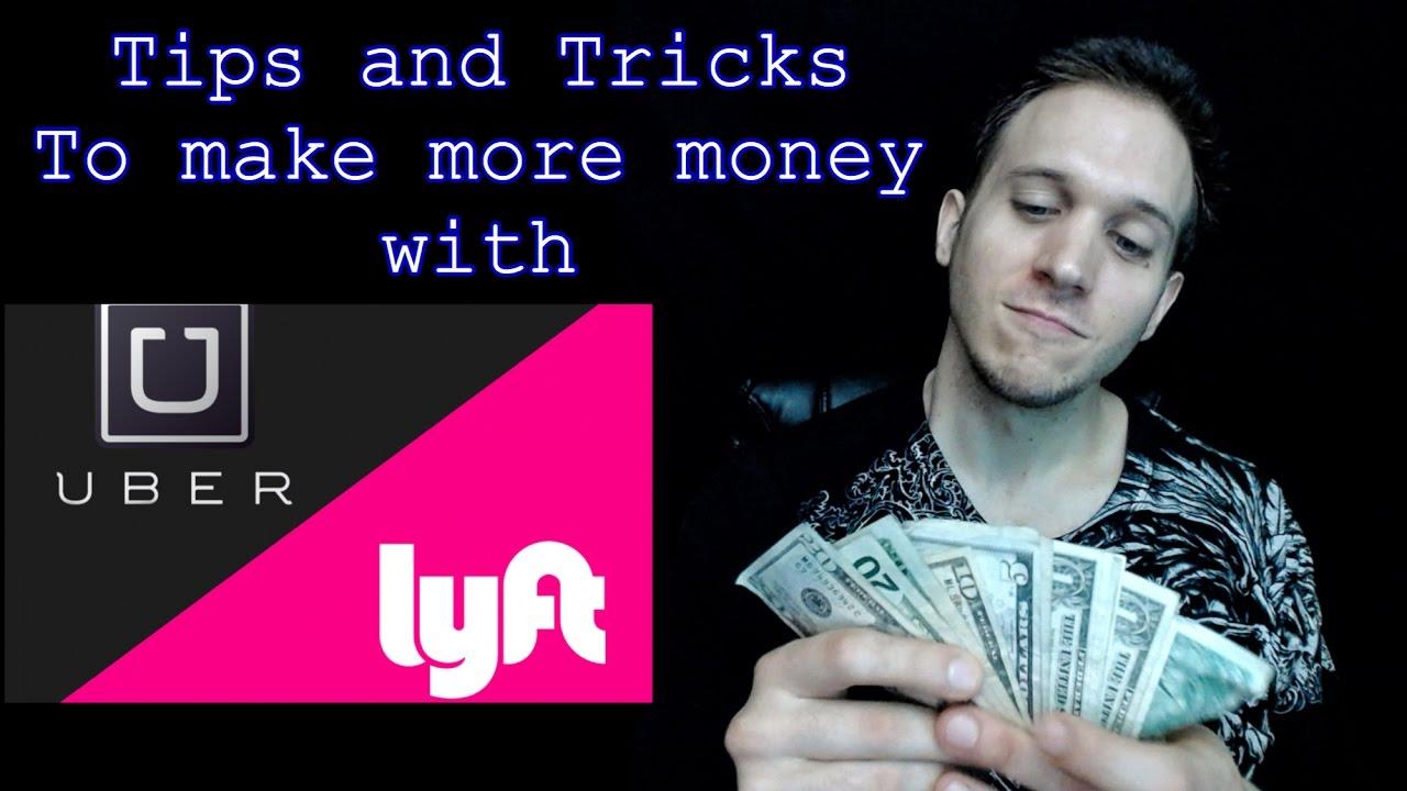 Lyft / Uber Rideshare Tips and Tricks to make more money