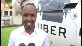 Taxi hailing app Uber partners with Corporate Helicopters