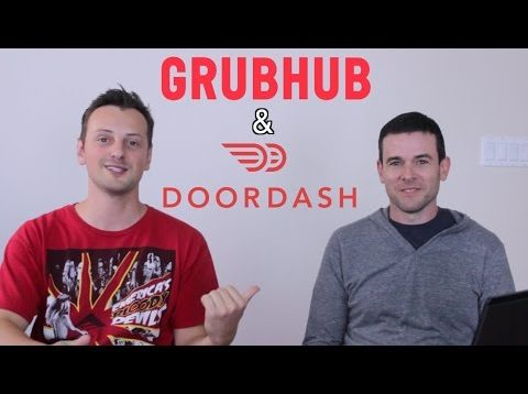Tips On DoorDash & GrubHub – (Featuring: The RideShare Genius)