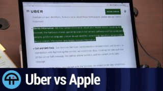 Uber Almost Booted from App Store