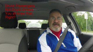 Uber/Lyft Driver – Dealing with Drunks