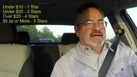 Uber/Lyft Driver – Rating UberPool Passengers