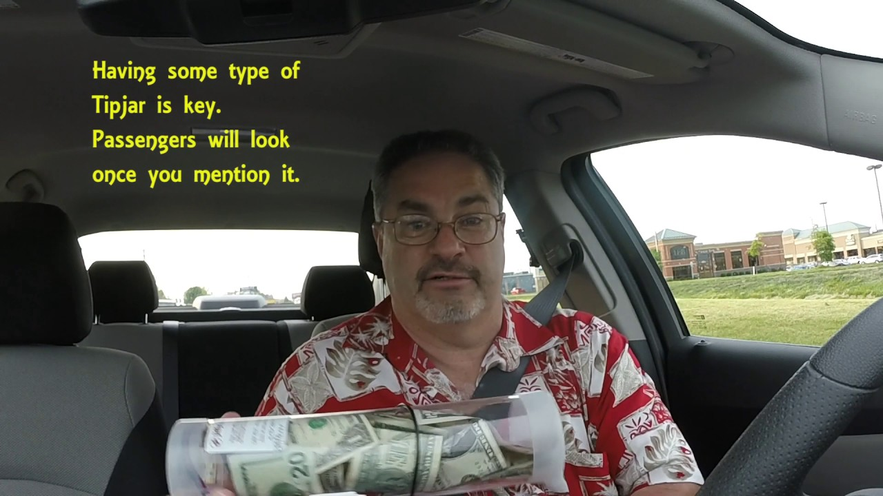 Uber/Lyft Drivers – How to Get More Tips