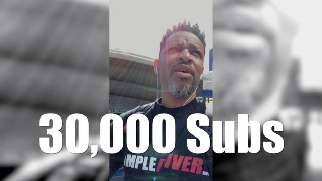 30,000 Uber Youtube Subscribers – How Awesome Is That?