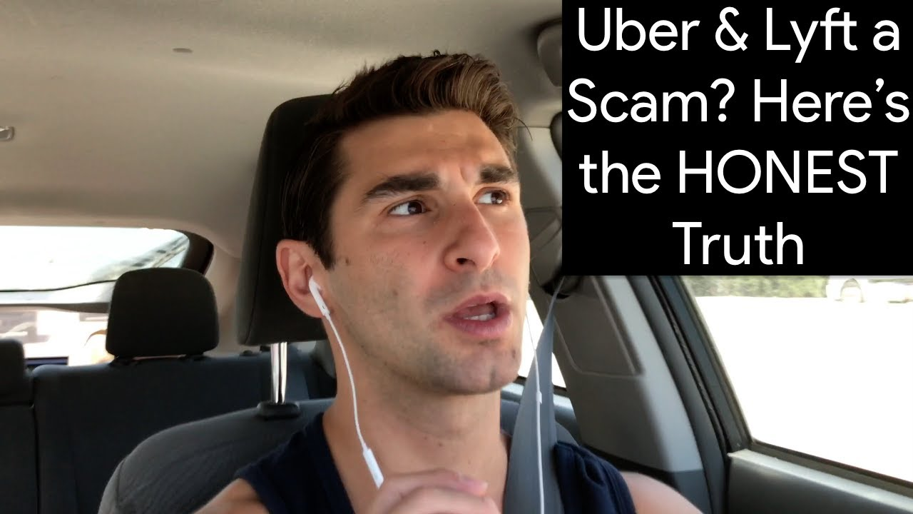 Is Uber & Lyft a Scam? Here's the HONEST Truth