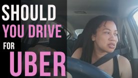 Should You Drive For Uber or Lyft?
