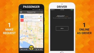 iServe - Customer App - Uber for X - Housecall Clone