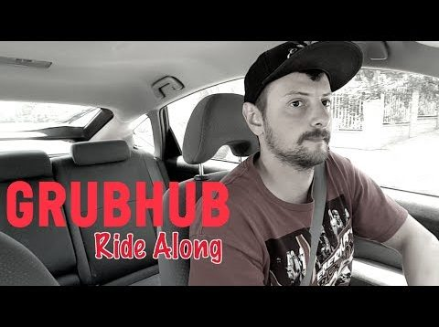 GrubHub Ride Along: How Much I Made in One Day