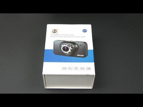 M7 Dashcam Review with IR