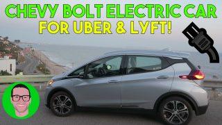 MY NEW ELECTRIC CAR 2017 Chevy Bolt EV Uber Lyft Rental ?