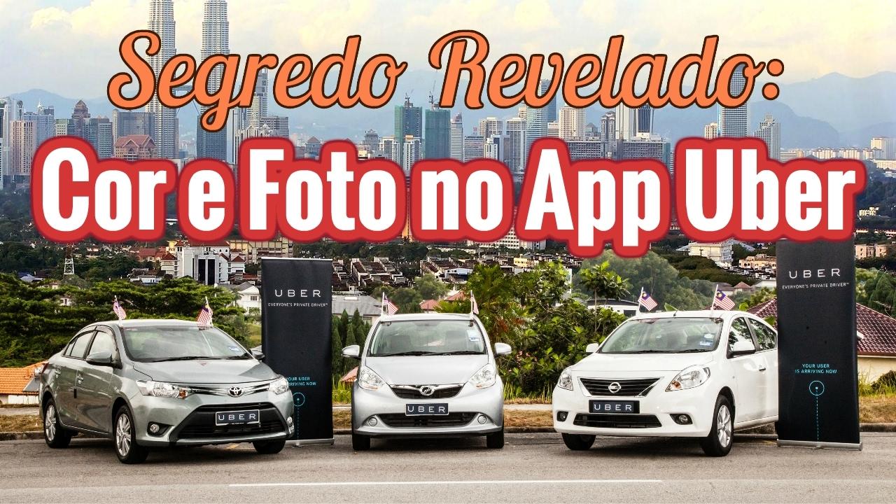 Segredo Revelado: Cor e Foto do Carro no App Uber