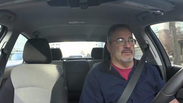 Uber Driver – Cash Saturday