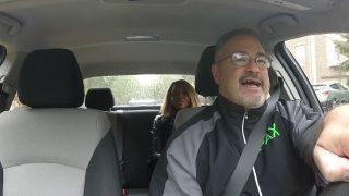 Uber/Lyft Driver – 2200th Passenger