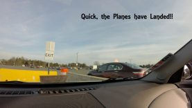 Uber/Lyft Drivers – Rideshare lot at Dulles Airport