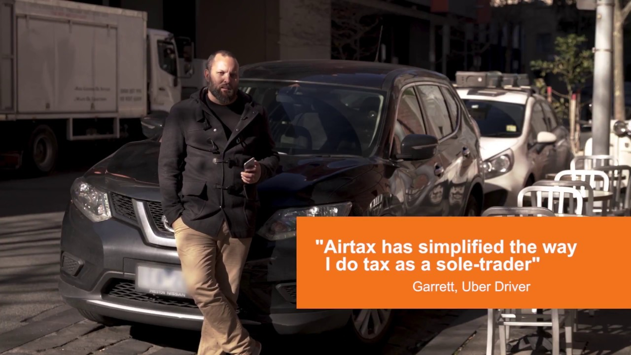 Airtax: simple tax for rideshare drivers