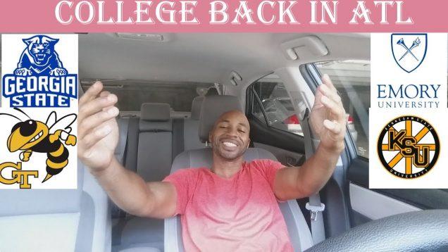 Atlanta College is back!