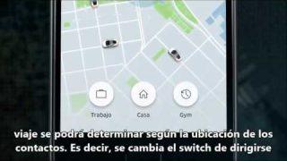 Conoce los cambios de la nueva app de Uber