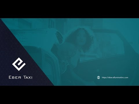 'Eber' Client – Uber Like App Features Client Demo By Elluminati Inc