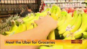 Get groceries to your door with Instacart!