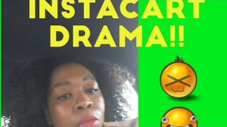 LIVE Video: Instacart Drama Part 2 – I was threatened to be deactivated