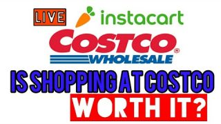 LIVE Video: Instacart Drama Part 2 - I was threatened to be