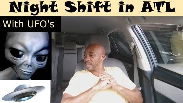 Night Shift in Atlanta   w/ATLiens