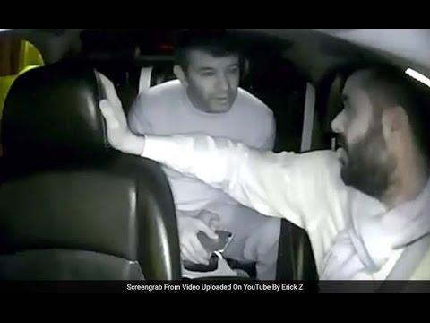 Uber CEO Travis Kalanick Jumps Driver over Rates