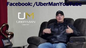 Uber Man has a Question for YOU!