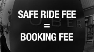 Uber Raised the Booking Fee!! 7-7-17 Another Raise…