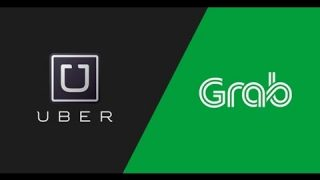 Uber和Grab的差别 Uber Malaysia Apps VS Grab My Apps comparison by Frankie