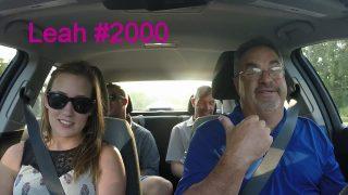 Uber/Lyft Driver – 2000th Passenger