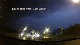 Uber/Lyft Driver – Driving in Extreme Lightning