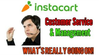 Understanding Instacart's Customer Service Department and Area Management