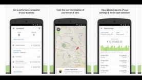 Yeh app for the family of Ola driver (The app for ola driver family