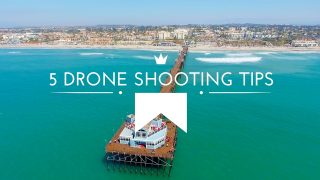 5 DJI Mavic Pro Shooting Tips, Tricks & Ideas!
