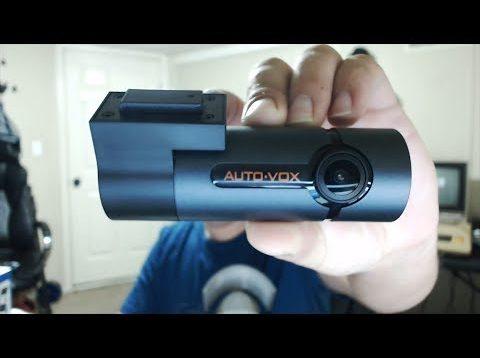 Auto-Vox D6 Pro WiFi Dashcam – Review