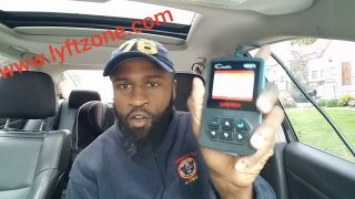 "CReader 4001 Product Review in the LyftZone ""Uber"" ""Lyft"""