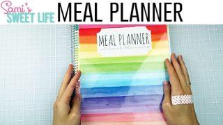 Grocery Haul & Weekly Meal Plan + Recipe Links | HEB & Instacart