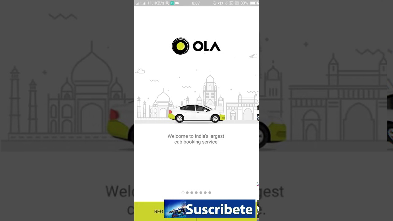 ola app for android