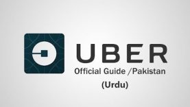 How to use Uber App/ Official Guide in URDU