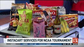 Instacart brings groceries to your front door