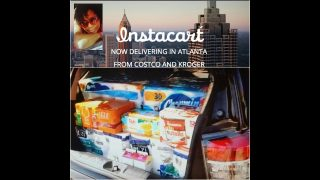 Instacart & Costco orders