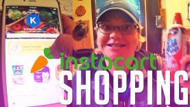 Instacart Grocery Shopping